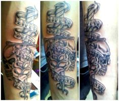 allstar tattoo and body piercing by no3lcas71ll0