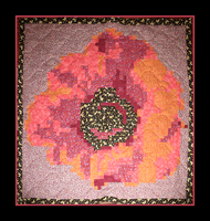 Poppy Quilt by CyberSunbeam