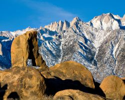 Arch Alabama Hills Mt. Whitney by themobius