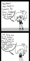 MAIcon comic short by Caramelcat123