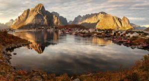 Remote Norway pt. XXXVII by TheChosenPesssimist