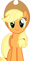 Vector #82 - Applejack #7 by DashieSparkle
