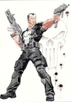 Punisher - Tactical by adam-palma