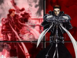 Tres Iqus - Gunslinger by Trinity-Blood-FC