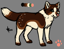 15 Points mutt adopt .:ADOPTED:. by xX-Chase-Xx