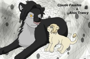 TLK Claude-Alios by That-CrazyCat