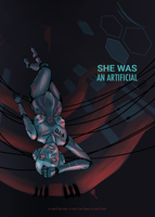 She Was An Artificial by conejologia