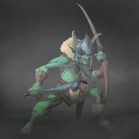 Goblin by MoonFX