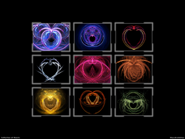 Collection of Hearts by OnyxAvalution