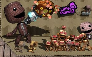 LITTLE BIG PLANET 2 IN A BOX by viewme-joey