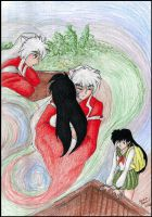 Inuyasha to Kagome by Sasust