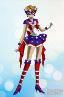 Sailor america by Lady-Cat-Star