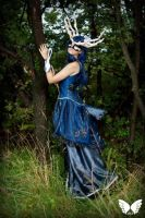 I'm your destiny (Xerneas Cosplay) by Cita-la-Star