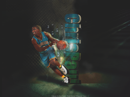 Chris Paul Wallpaper by Kdawg24