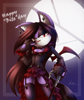 Happy Biteday +gift+ by BlackDragon-kin