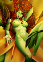 Poison Ivy NSFW by feh-rodrigues