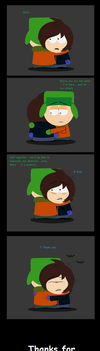 Thanks for everything... mini comic (south park) by EnyatheAngelFox