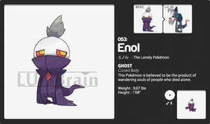 053: Enol by LuisBrain