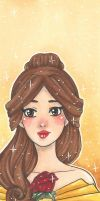 Bookmark Fantasia Belle by chelleface90