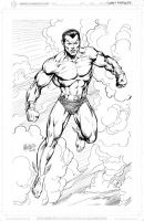 NAMOR by gammaknight