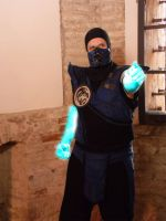 Sub-Zero mk deadly alliance 26 by Voldreth