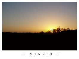 Sunset by Nemical