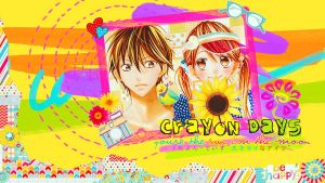 Crayon Days wallpaper by akumaLoveSongs