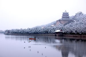 winter at the summer palace by diff-familiarities