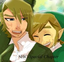 SHC- Special Chapter by Kim-SukLey