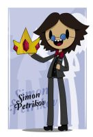 Simon Petrikov by SilviShinystar