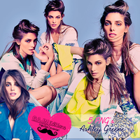 Pack PNG Ashley Greene by MajoAlgo