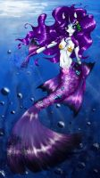 Mermaid Rarity by dead-kittens3