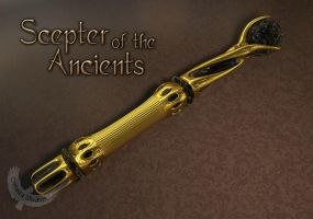 Scepter of the Ancients by CorellaStudios