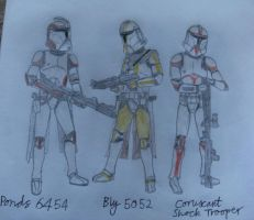 Specialist Clones 2 by toht981