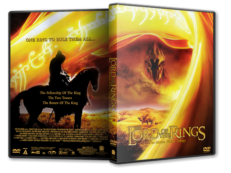 Lord Of The Rings, Trilogy by Loudoom