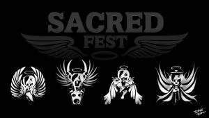 Sacred fest wallpaper 2 by Red-bat
