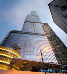 Trump Tower pano by delobbo