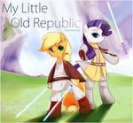 comm: My Little Old Republic II by derpiihooves