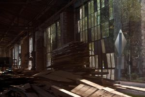 Directional Light Warehouse by linde-lazer