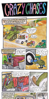 'Crazy Chases' - part 1 by Granitoons