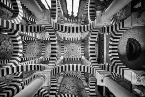Arcuate Maze by boundless-mind