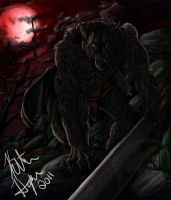 werewolf by Tidma