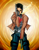 Jason Todd sketch 5 by TwinEnigma