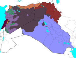 Syrian Civil War and Spillover Map 31/10/2015 by Thumboy21