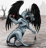 ++ DRAGON RYUK ++ by moltres93