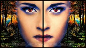 Twilight GIF-Breaking Dawn~Bella Edward Jacob by MyTwilightUniverse