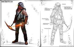 Miner Concept - PP by RogierB