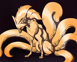 Vindictive Ninetales by NoviLunar
