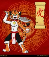 Year of the Tiger by Nekrozs
