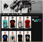 DesignByHumans Collective Store by nicebleed83